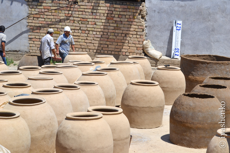 Глина для тандыра, её подготовка, приготовление раствора для 72