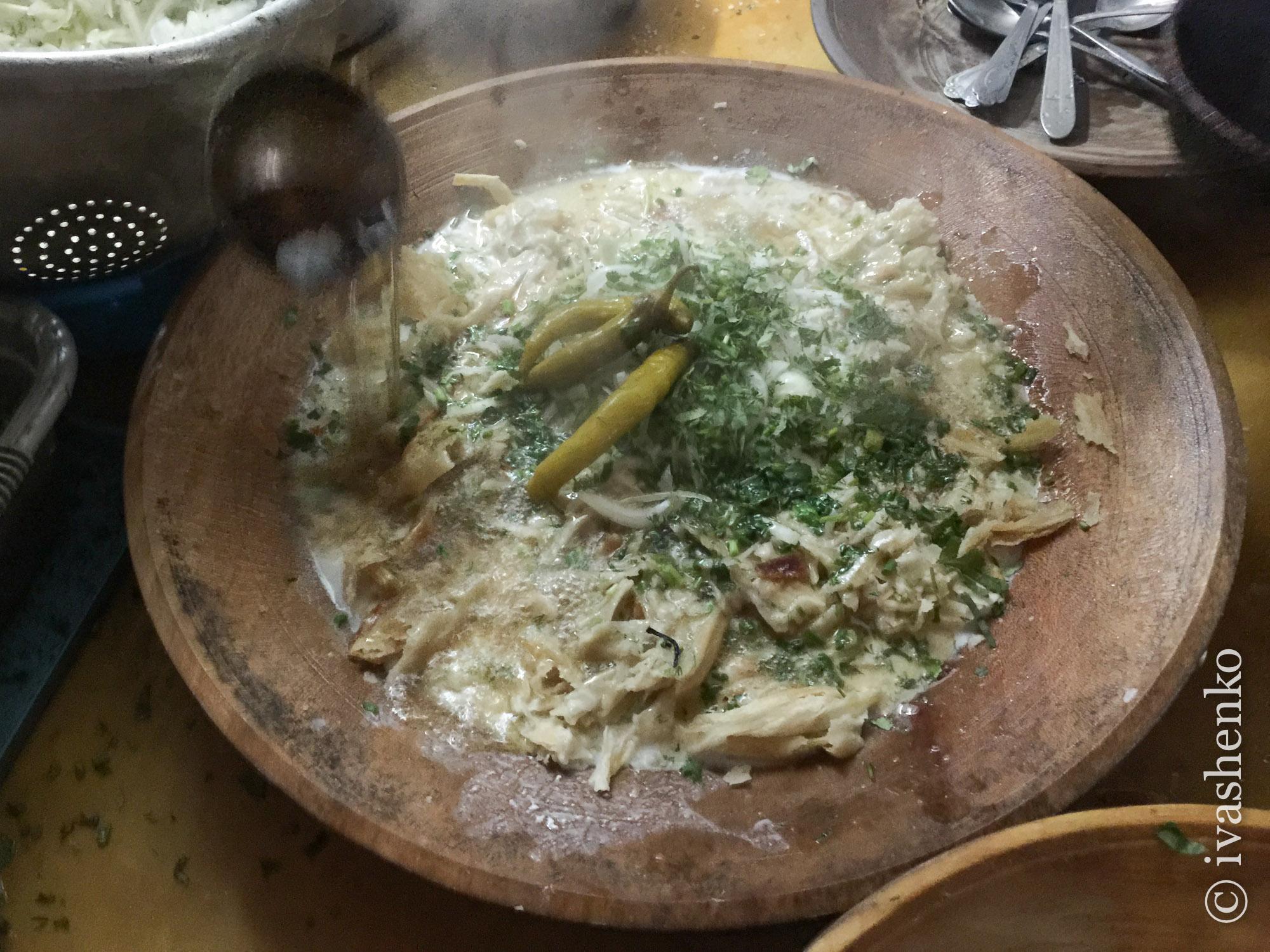 Рецепты таджикской кухни рецепты